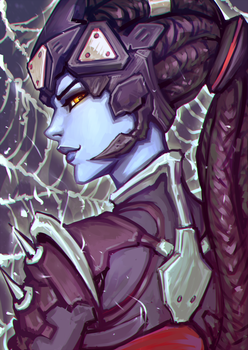 Widowmaker by moni158