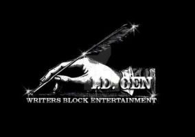 WRITER'S BLOCK ENTERTAINMENT LOGO by tmarried