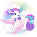 (MLP) Flurry Heart by Rena-mlp-999