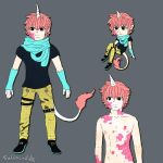 New Character - Character Sheet by Suffocuddle