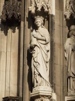 Cologne Cathedral - Detail 47 by tmfNeurodancer