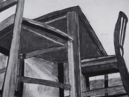 Perspective Charcoal by GFgym13