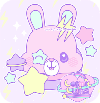 Starbunny by Cosmiccuties