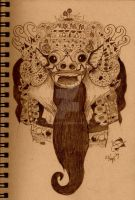 Barong by asyerart