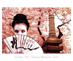 Under The Cherry Blossom Tree by aragwen