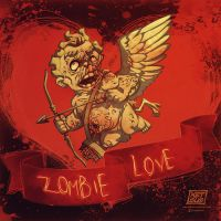 The Zombie Cupid has arrived by KetsuoTategami