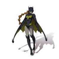 Bat Girl by jason92