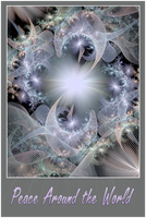 Peace Around The World by DWALKER1047