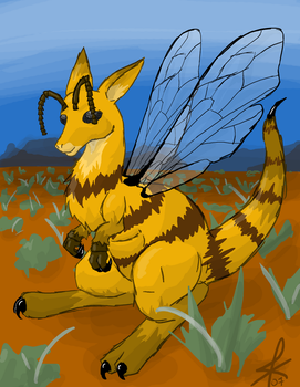 A Roobee by Goagleon
