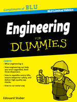 Engineering For Dummies by Outlaw-Marston