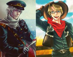 hetalia stuffs by lilithcosa