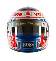 2012 Jenson Button Helmet by curtisblade