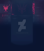 Background for New Logo by ZeyronDesigns