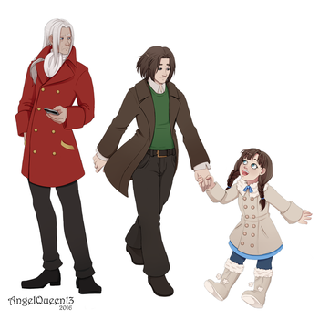 Amnesia - Coat Designs by AngelQueen13