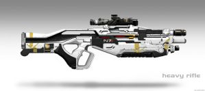 Mass Effect N7 Executor by lehatusken