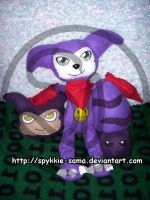 MyDigiFamilyGrows2012 by Spykkie-Sama