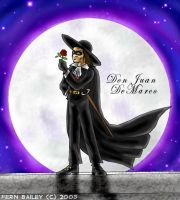 Don Juan DeMarco by Ferntree