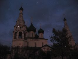 Elias cathedral Yaroslav by Kolobochka