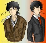 KITT and KARR: Two of a Kind by ElectricEidolon