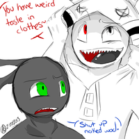 Doodle by Oreolover133