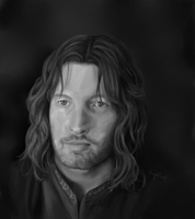Prince of Ithilien by WingedSheep