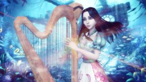 Sea Melody by AnnaPostal666
