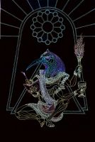 Thoth by Lakandiwa