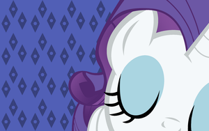 Be My Special Some pony Rarity WP by AliceHumanSacrifice0