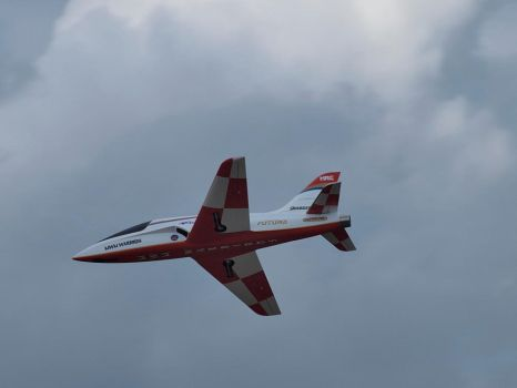 RC Jet Powered Plane by JoeDHalford
