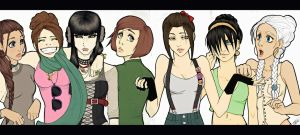 A:TLA - Girl's group by 73554B