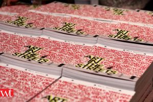 art in the streets - books by wilsontang