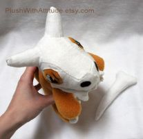 Cubone plushie2 by gamef0x