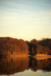An Autumn Evening on the Lake by Kyle197
