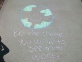 Be the Change by Insaneymaney