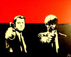 Pulp Fiction1 by purposemaker