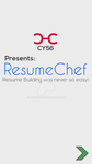 ResumeChef (First Look) by cyogesh56