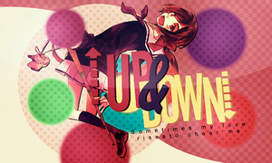 Up and Down by umiko123