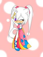 Flora Of China Dressed by SilvFlora97