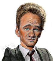 Barney Stinson by Mandala87