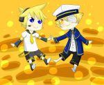 Len and Oliver by TRiPLE-CHOCO-CHiBi