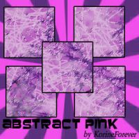 AbstractPink00 by KorineForever