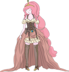 Steampunk Bubblegum lined by Akebane