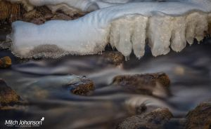 Ice and Rocks by mjohanson