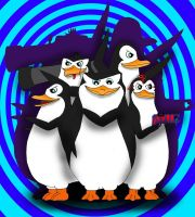 WE ARE THE PENGUINS by abby-sanban