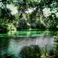 Fairy Lake by Damir-Olejar
