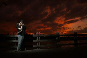 Love Under The Red Sky by L2design