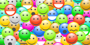Colourable Smileys by Scnd101
