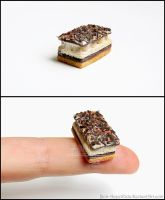 Miniature Tiramisu - Attempt 1 by Bon-AppetEats