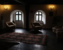 Bran Castle interior. by 7DS7