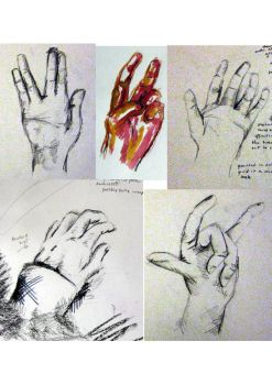 Hands - Sheet 3 by from-yesterday-xx